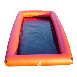 Rectangular Inflatable Decon Pools