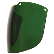 Turboshield UV/IR Shade 5.0 Replacement Visor from Uvex by Honeywell