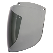 Turboshield Gray Replacement Visor from Uvex by Honeywell