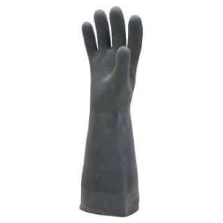 Natural Rubber Latex Chemical Resistant Gloves