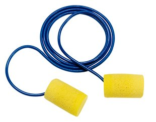 E-A-R  100 PR/Box Classic Corded Earplugs from E-A-R by 3M
