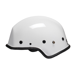 R7H Rescue Helmet w/ Retractable Eye Protector from Pacific Helmet
