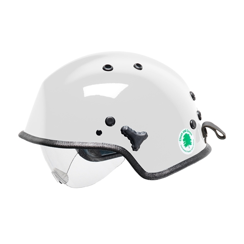 WR7H Water Rescue Helmet w/ Retractable Eye Protector from Pacific Helmet